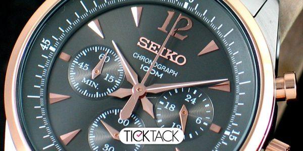 کرنوگراف ساعت چیست؟