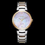 ساعت مچی زنانه اصل | برند سیتیزن | مدل EM0854-89Y