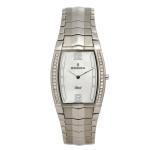ساعت مچی زنانه اصل   برند رومانسون   مدل EM1154QM1WAS2W
