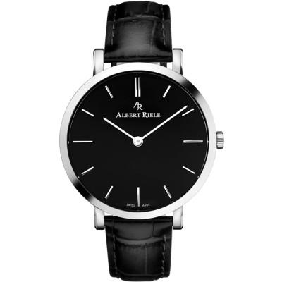 ساعت مچی مردانه اصل | برند آلبرت ریله | مدل 018GQ19-SS11I-LB