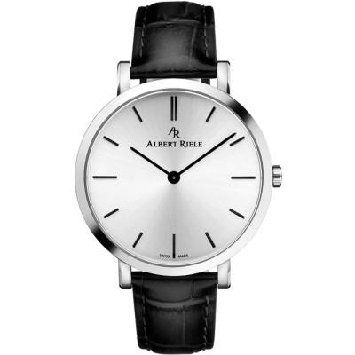 ساعت مچی مردانه اصل | برند آلبرت ریله | مدل 018GQ19-SS33I-LB