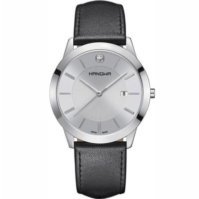 ساعت مچی مردانه اصل | برند هانوا | مدل 16-4042.04.001