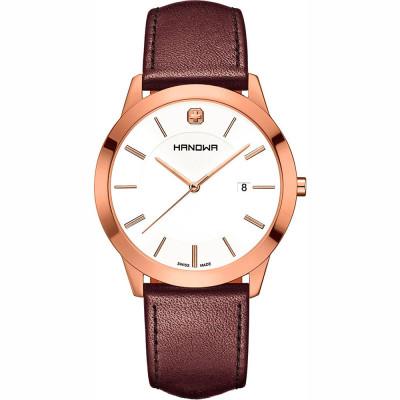 ساعت مچی مردانه اصل | برند هانوا | مدل 16-4042.09.001