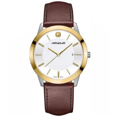 ساعت مچی مردانه اصل | برند هانوا | مدل 16-4042.55.001