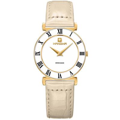 ساعت مچی زنانه اصل | برند هانوا | مدل 16-4053.12.001.14