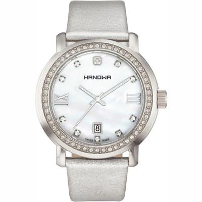 ساعت مچی زنانه اصل | برند هانوا | مدل 16-6026.04.001