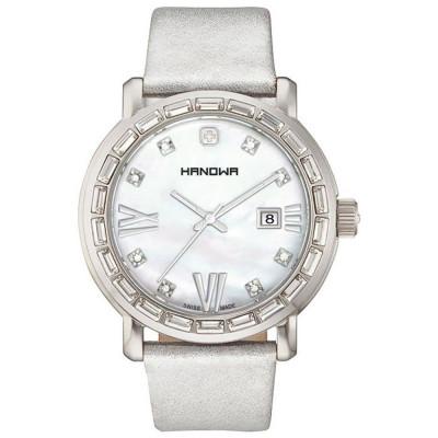 ساعت مچی زنانه اصل | برند هانوا | مدل 16-6027.04.001