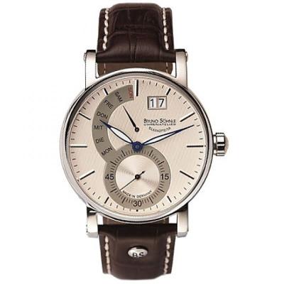 ساعت مچی مردانه اصل برند   برنو زونله   مدل 17-13073-283