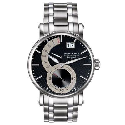 ساعت مچی مردانه اصل برند   برنو زونله   مدل 17-13073-782E