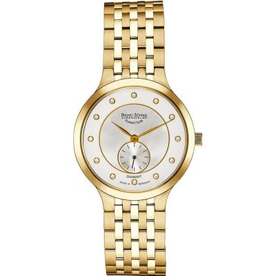 ساعت مچی زنانه اصل برند | برنو زونله | مدل 17-33136-252