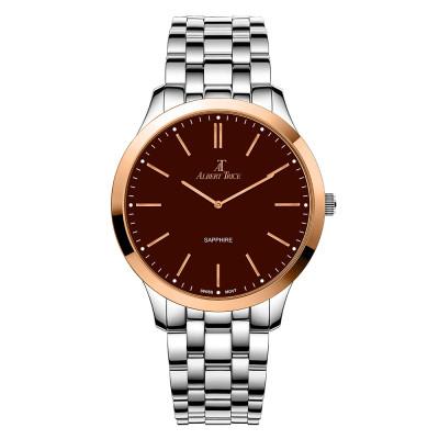 ساعت مچی مردانه اصل | برند آلبرت ترایس | مدل 20292-02