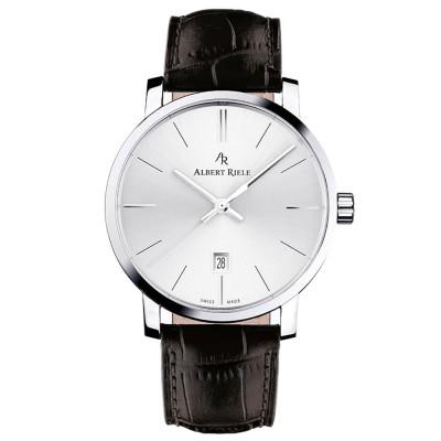ساعت مچی مردانه اصل | برند آلبرت ریله | مدل 203GQ02-SS33I-LB