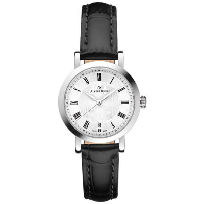ساعت مچی زنانه اصل | برند آلبرت ریله | مدل 219LQ18-SS33R-LB