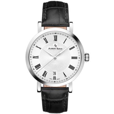 ساعت مچی مردانه اصل | برند آلبرت ریله | مدل 219UQ02-SS33R-LB