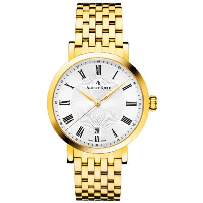 ساعت مچی مردانه اصل | برند آلبرت ریله | مدل 219UQ02-SY33R-SY