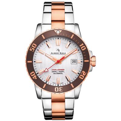 ساعت مچی مردانه اصل | برند آلبرت ریله | مدل 232GA04-SM33I-SM