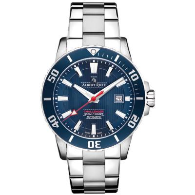 ساعت مچی مردانه اصل | برند آلبرت ریله | مدل 232GA04-SS66I-SS