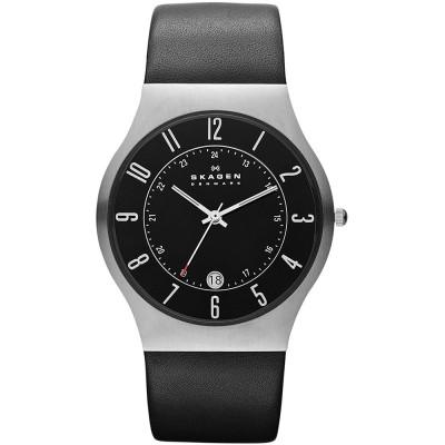 ساعت مچی مردانه اصل   برند اسکاگن   مدل 233XXLSLB