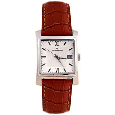 ساعت مچی مردانه اصل | برند آلفا سفیر | مدل 257B