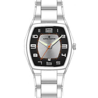 ساعت مچی مردانه اصل | برند آلفا سفیر | مدل 266B
