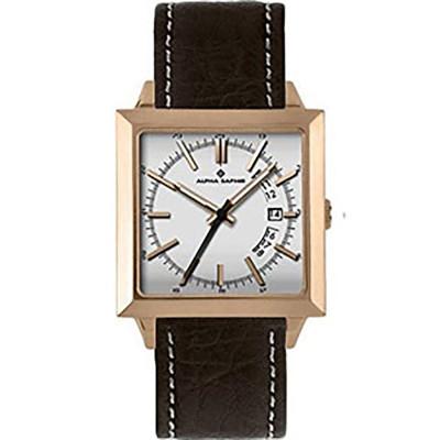 ساعت مچی مردانه اصل | برند آلفا سفیر | مدل 272D