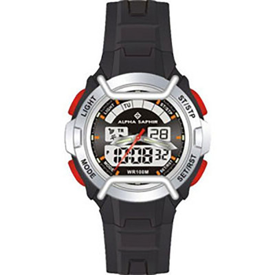 ساعت مچی پسرانه اصل | برند آلفا سفیر | مدل 285A