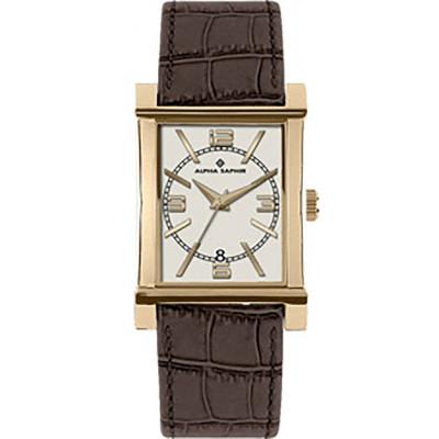 ساعت مچی مردانه اصل | برند آلفا سفیر | مدل 294C