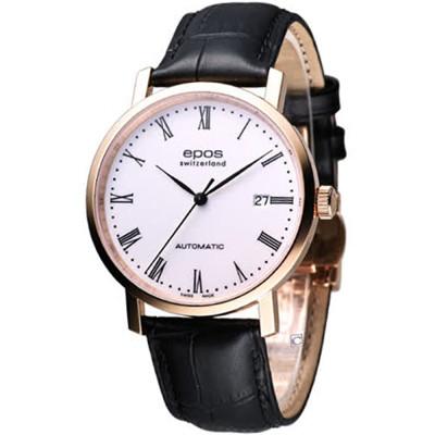 ساعت مچی مردانه اصل | برند ایپوز | مدل 3387.152.24.20.15
