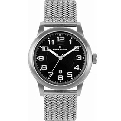 ساعت مچی مردانه اصل   برند آلفا سفیر   مدل 340C
