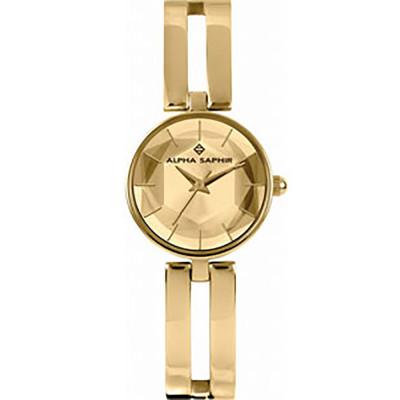 ساعت مچی زنانه اصل | برند آلفا سفیر | مدل 346C