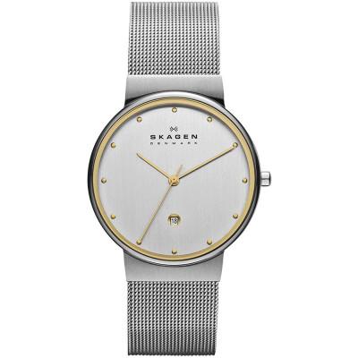ساعت مچی مردانه اصل   برند اسکاگن   مدل 355LGSC