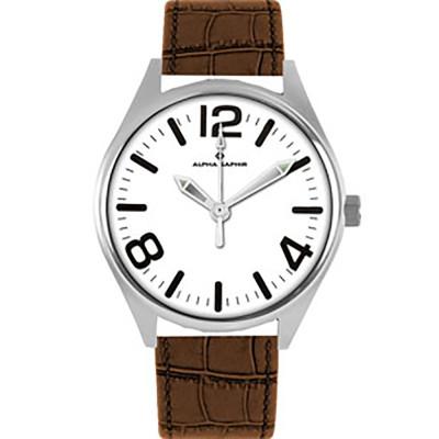 ساعت مچی مردانه اصل   برند آلفا سفیر   مدل 377B