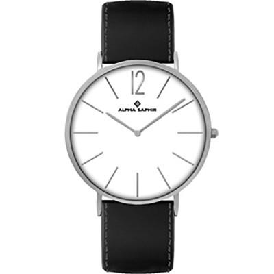 ساعت مچی مردانه اصل | برند آلفا سفیر | مدل 383B