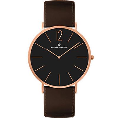 ساعت مچی مردانه اصل | برند آلفا سفیر | مدل 383Q
