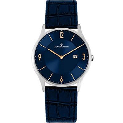 ساعت مچی مردانه اصل | برند آلفا سفیر | مدل 386D