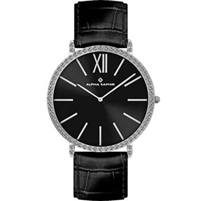 ساعت مچی زنانه اصل | برند آلفا سفیر | مدل 390A