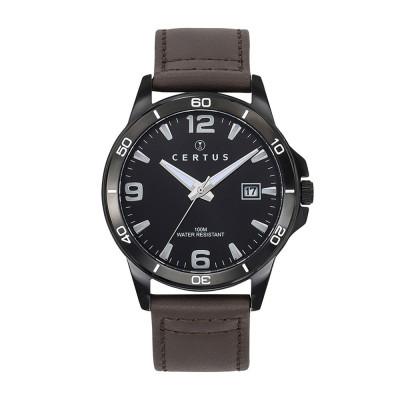 ساعت مچی مردانه اصل | برند سرتوس | مدل 611099