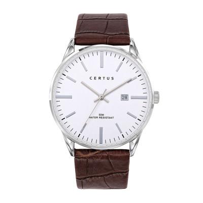 ساعت مچی مردانه اصل | برند سرتوس | مدل 611126