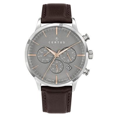 ساعت مچی مردانه اصل | برند سرتوس | مدل 611139