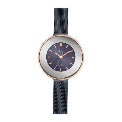 ساعت مچی زنانه اصل | برند جی او | مدل 695128