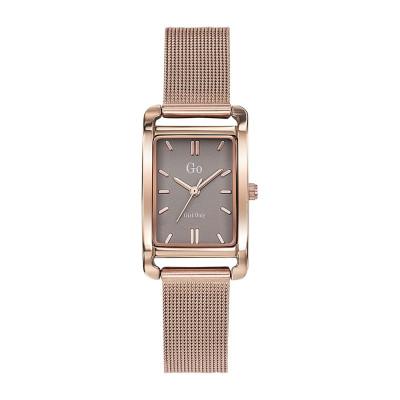 ساعت مچی زنانه اصل | برند جی او | مدل 695165