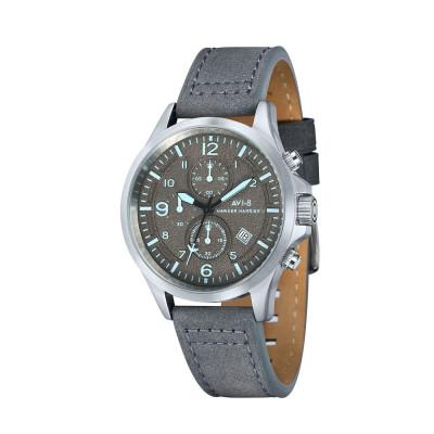 ساعت مچی مردانه اصل | برند ای وی ایت | مدل AV-4001-07