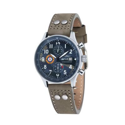 ساعت مچی مردانه اصل | برند ای وی ایت | مدل AV-4011-08