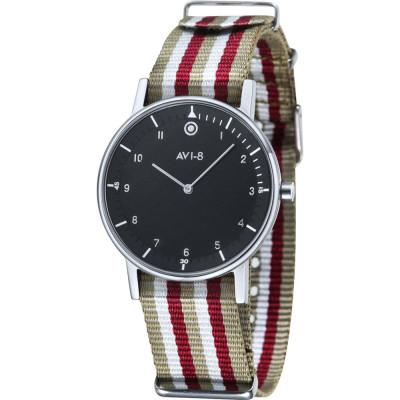ساعت مچی مردانه اصل | برند ای وی ایت | مدل AV-4023-02