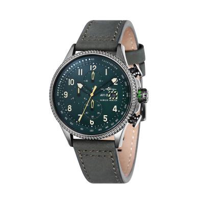 ساعت مچی مردانه اصل | برند ای وی ایت | مدل AV-4036-08