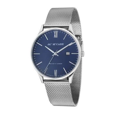 ساعت مچی مردانه اصل | برند جیمز مکیب | مدل JM-1016-BB