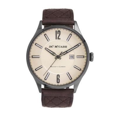 ساعت مچی مردانه اصل | برند جیمز مکیب | مدل JM-1027-0B
