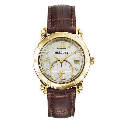 ساعت مچی زنانه اصل | برند مرکوری | مدل ME255-GL-7
