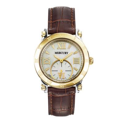 ساعت مچی زنانه اصل | برند مرکوری | مدل ME255-SGL-7