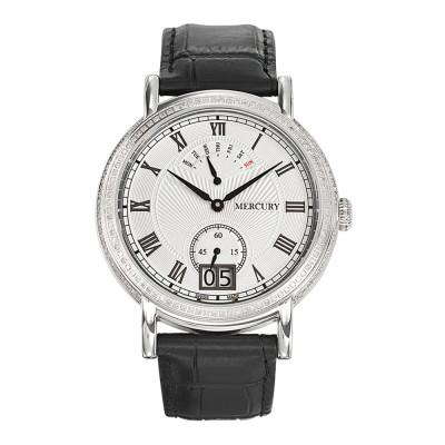 ساعت مچی مردانه اصل | برند مرکوری | مدل ME285-SL-D-1